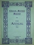 Front cover of the Annual