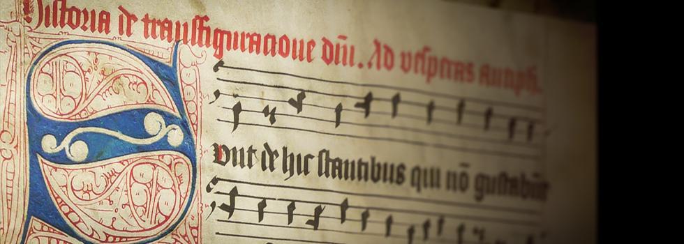 Old Music Manuscript